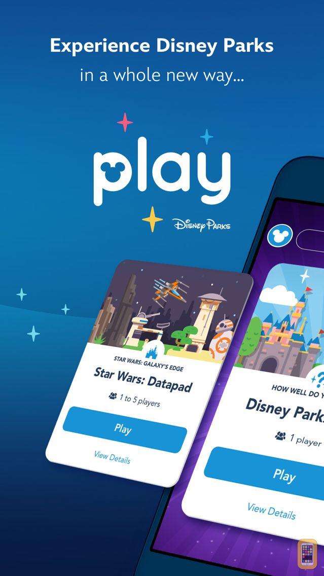 Screenshot - Play Disney Parks