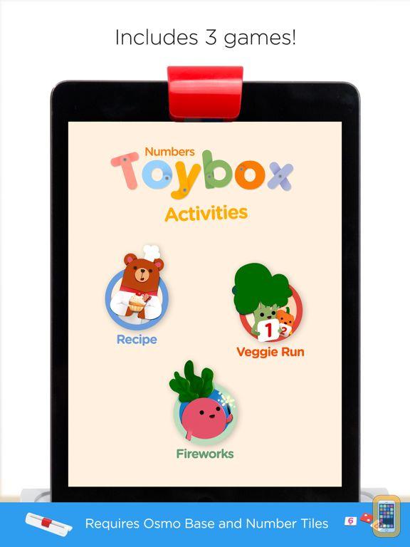 Screenshot - Osmo Numbers Toybox