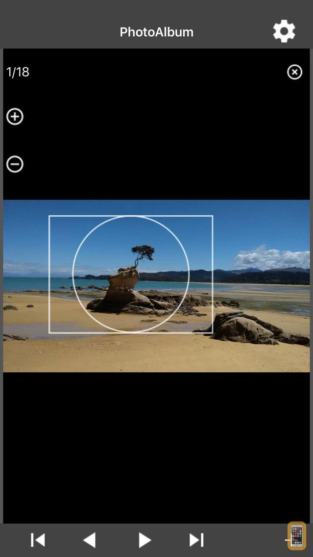 Screenshot - Photo Album Watch Face