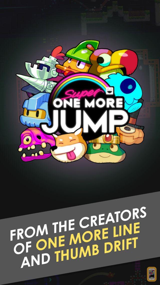 Screenshot - Super One More Jump