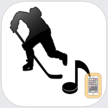 Ice Hockey Dad's Playlist by Laurent Butre (Universal)