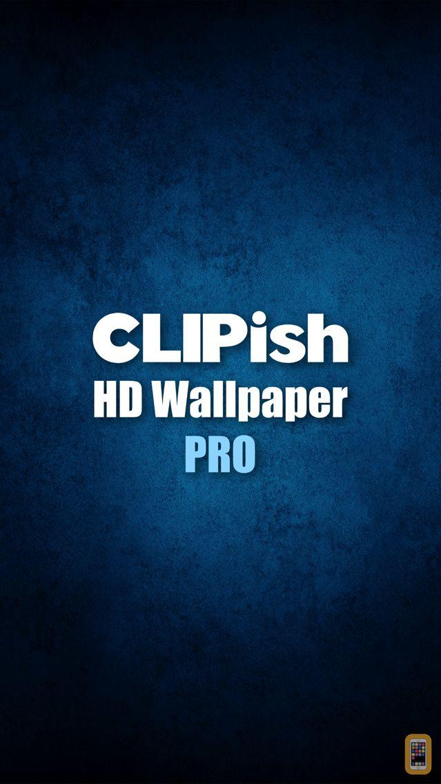 Screenshot - CLIPish HD Wallpaper Pro