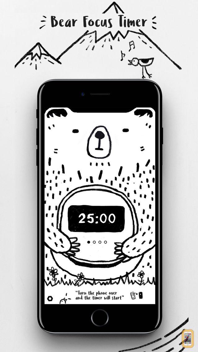 Screenshot - BFT - Bear Focus Timer