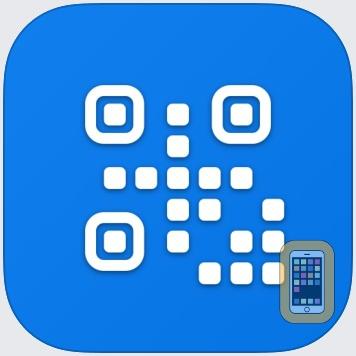 QR + BarCode Scanner by Evgeny Cherpak (iPhone)