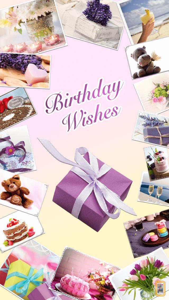 Screenshot - Birthday Wishes • Anniversary