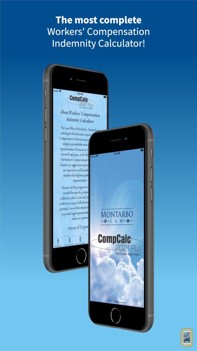 Screenshot - CompCalc Plus