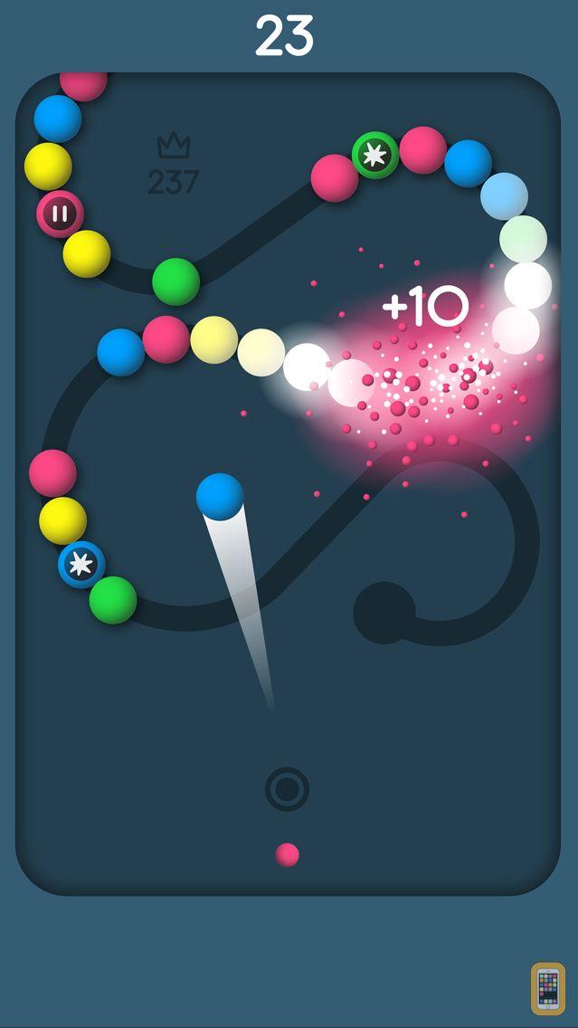 Screenshot - Snake Balls