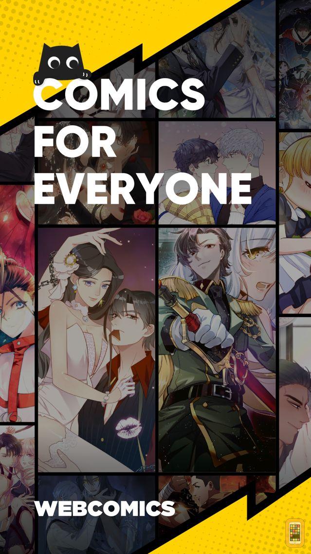 Screenshot - WebComics - Daily Manga