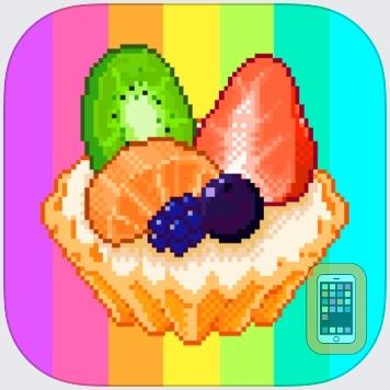 Color by number - Tasty Pixel by Kostyantyn Salanda (Universal)