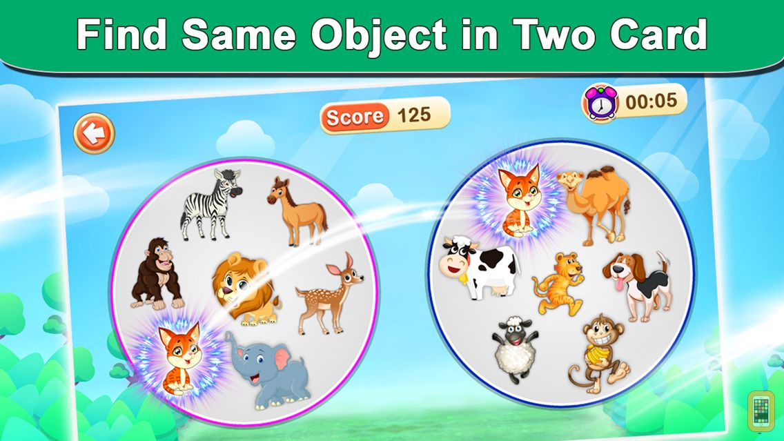 Screenshot - Spot It - Educational Game