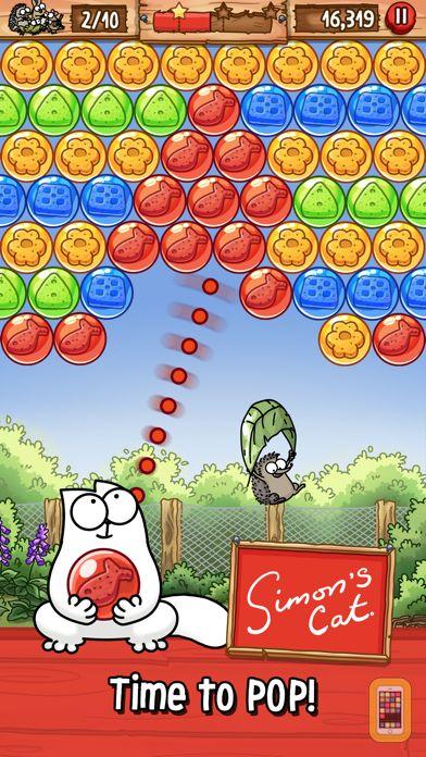 Screenshot - Simon's Cat - Pop Time