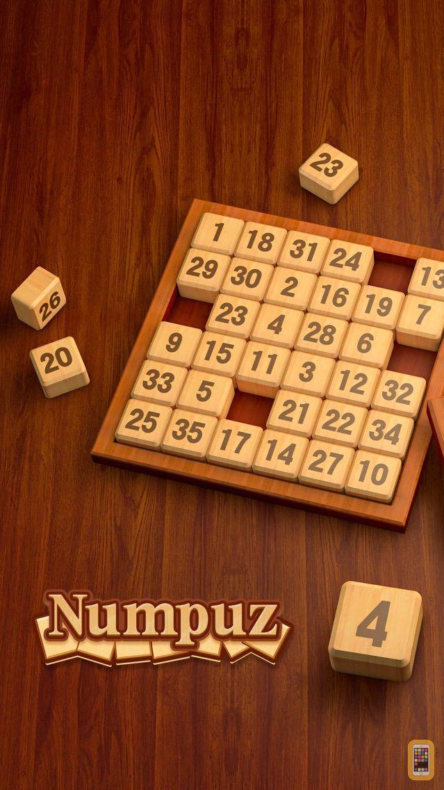 Screenshot - Numpuz:Classic Number Game