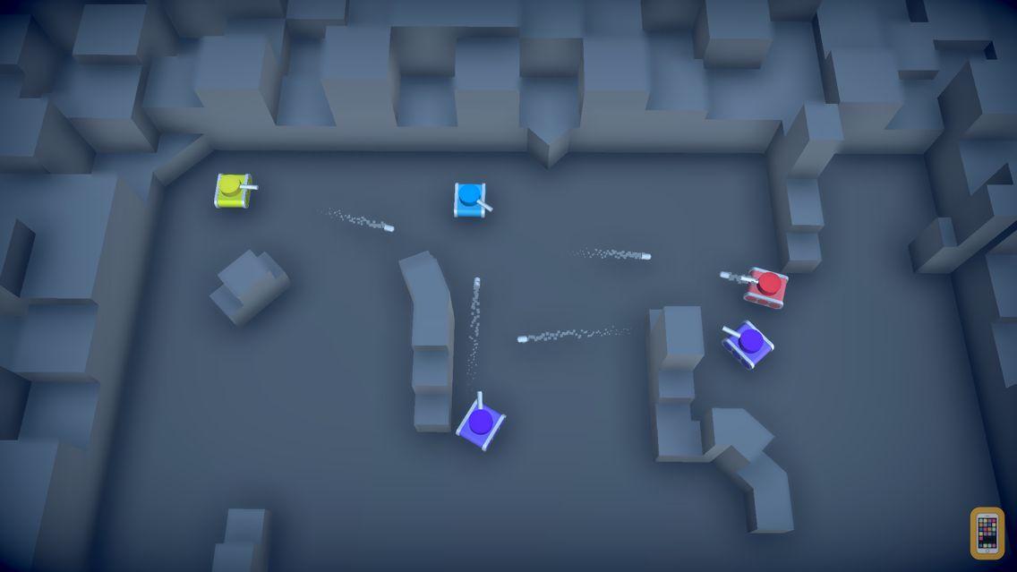 Screenshot - Tiny Tanks!