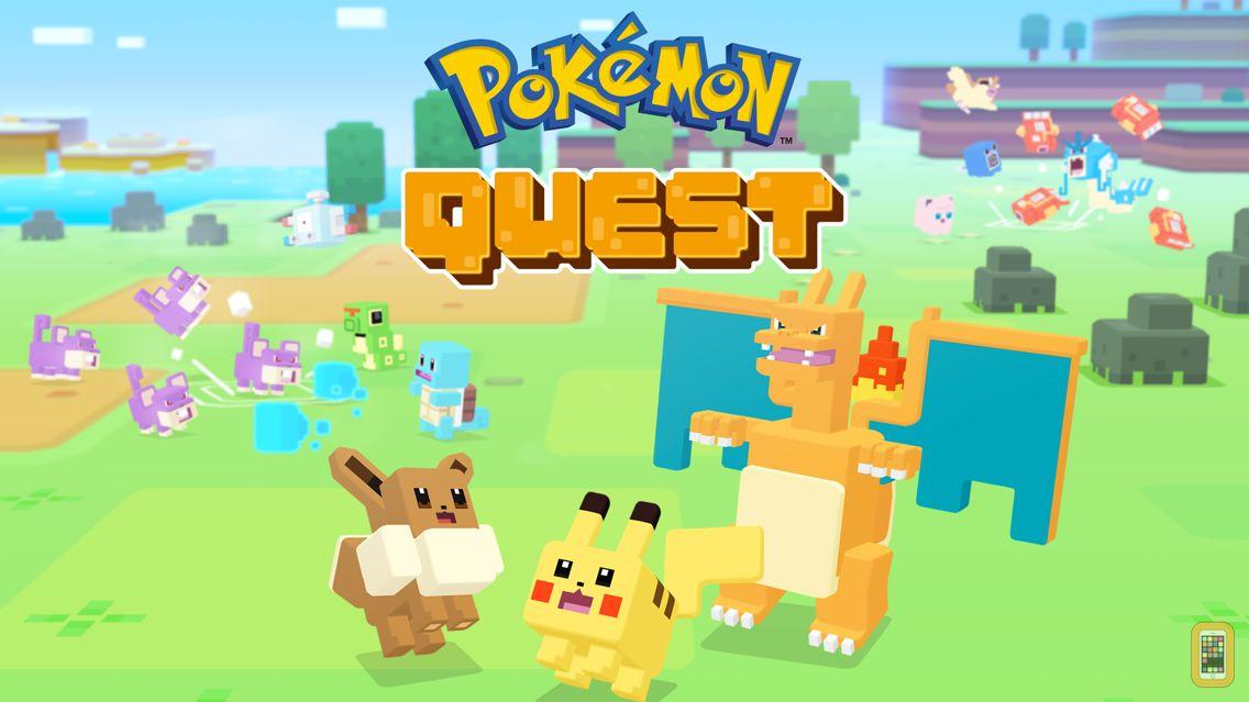 Screenshot - Pokémon Quest