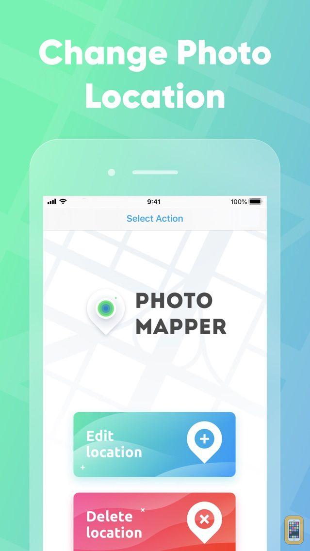 Screenshot - PhotoMapper: GPS EXIF Editor