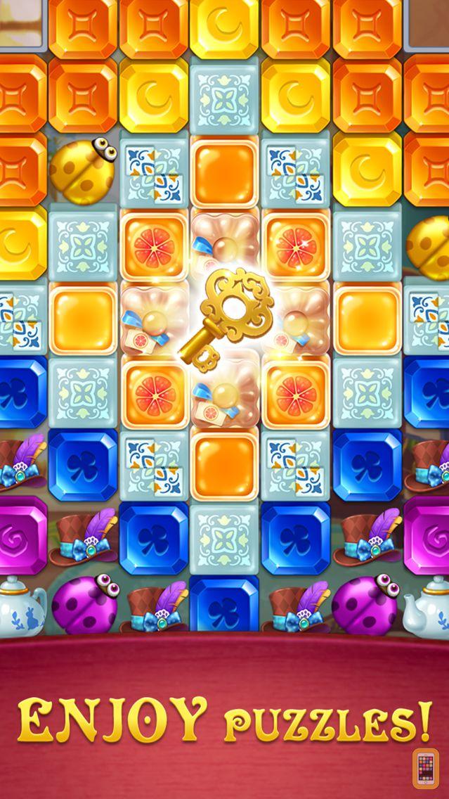 Screenshot - Gem Blast: Magic Match Puzzle