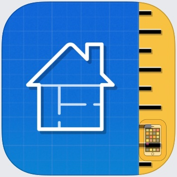Floor Plan App by Laan Labs (Universal)