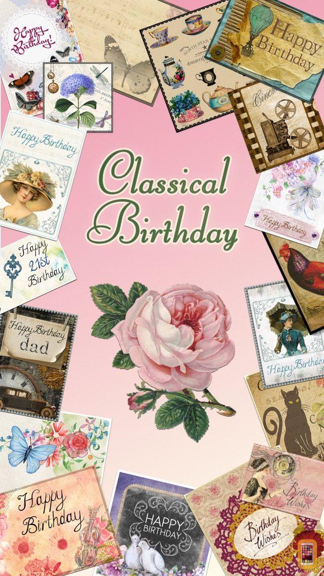 Screenshot - Classical Birthday