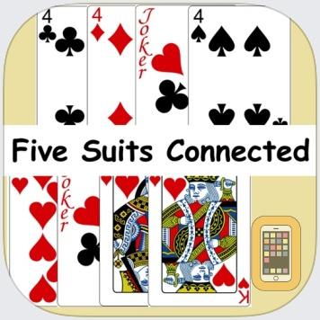 Five Suits Connected by Matt Gabriel (Universal)