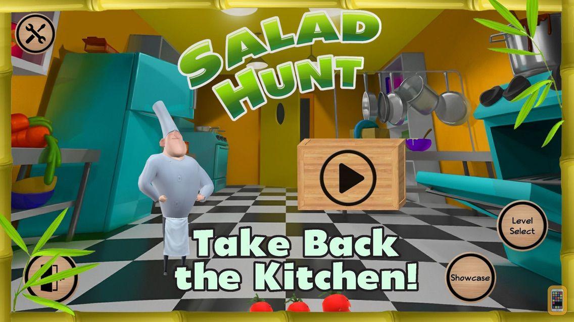 Screenshot - Salad Hunt