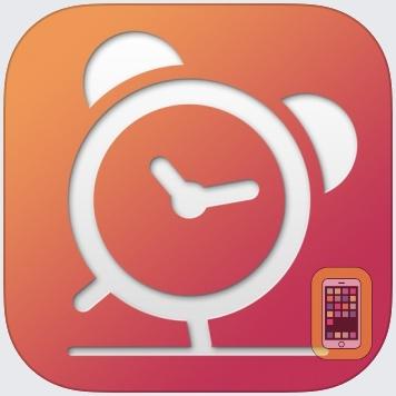 Alarm Clock App: myAlarm Clock by AppMind (Universal)