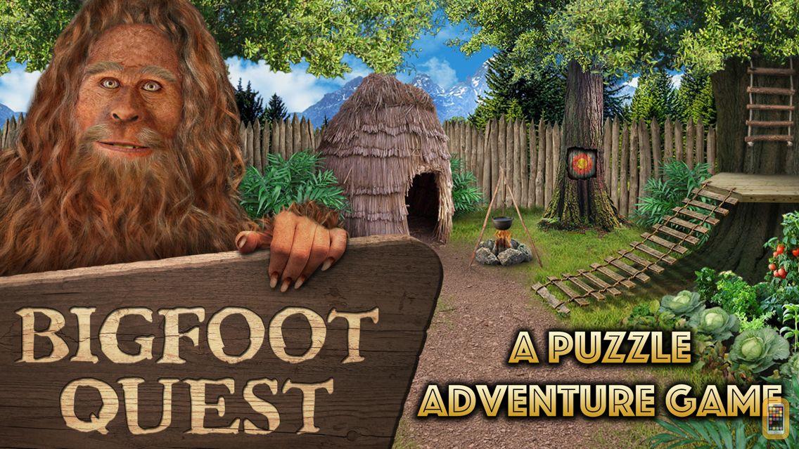 Screenshot - Bigfoot Quest
