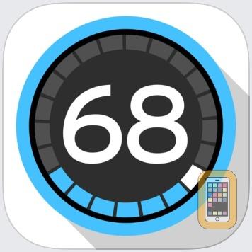 Speedometer One Speed Tracker by Joana Pereira (Universal)