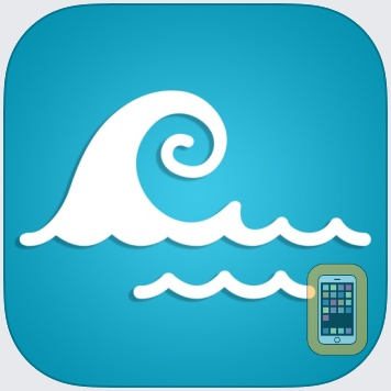 Tide Alert (NOAA) - USA by Rivolu LLC (iPhone)