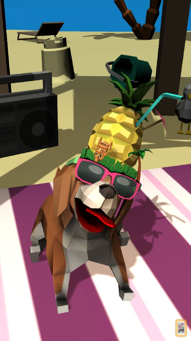 Screenshot - Super Dog Snack Time