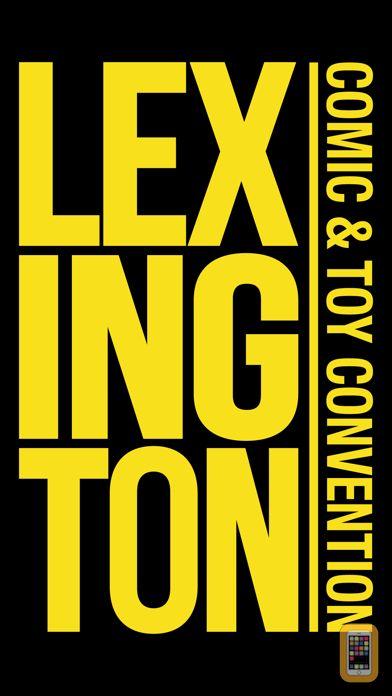 Screenshot - Lexington Comic Con 2019