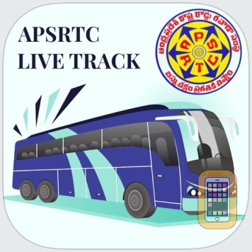 APSRTC LIVE TRACK by Andhra Pradesh State Road Transport Corporation (Universal)