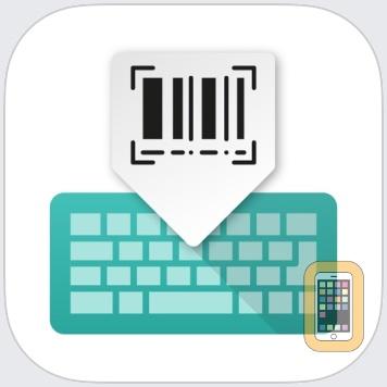 ScanKey - Barcode OCR Keyboard by Matthias Herbrich (Universal)