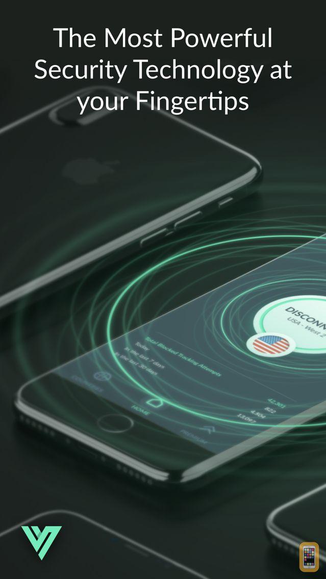 Screenshot - Proxy VPN· for iPhone & iPad