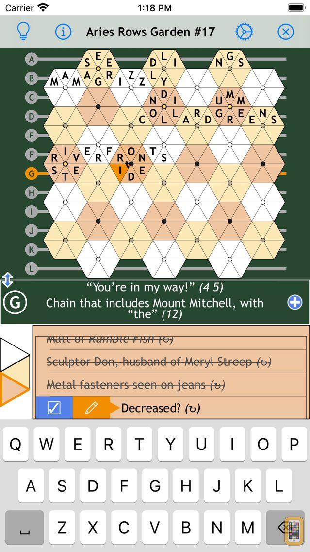 Screenshot - Rows Garden