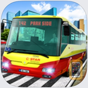 City Bus Driving Sim by Play With Games Ltd (Universal)