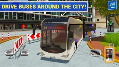 Screenshot - City Bus Driving Sim