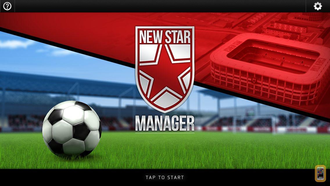 Screenshot - New Star Soccer Manager