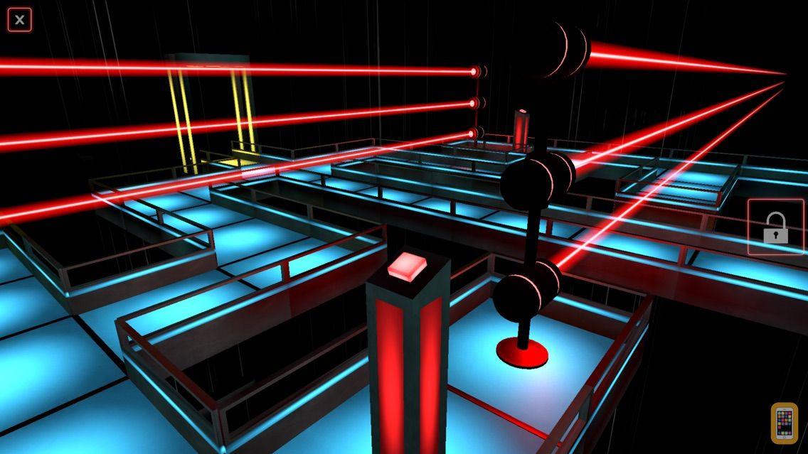 Screenshot - Laser Mazer AR/VR