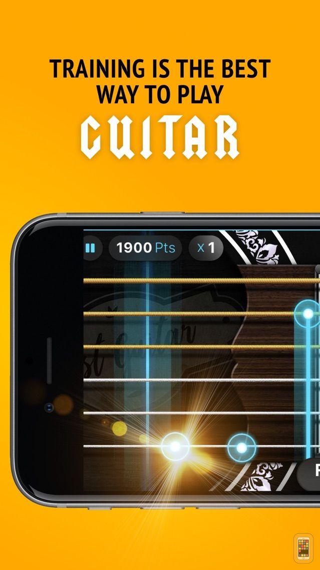 Screenshot - Guitar - real games & lessons