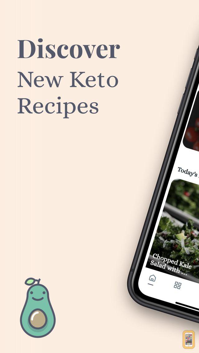 Screenshot - Easy Keto Recipes