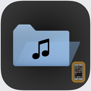 MusicFolder 2 by Seven Systems Cross-Platform Media Limited (iPhone)