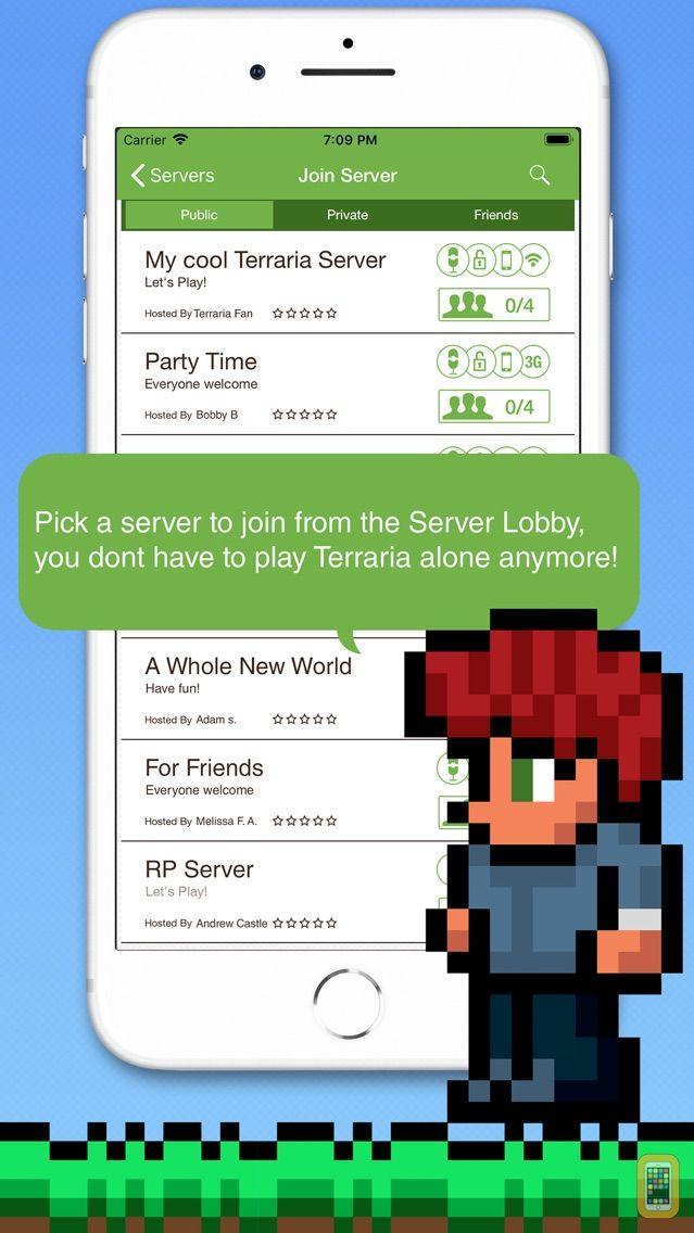 Screenshot - Multiplayer PE for Terraria