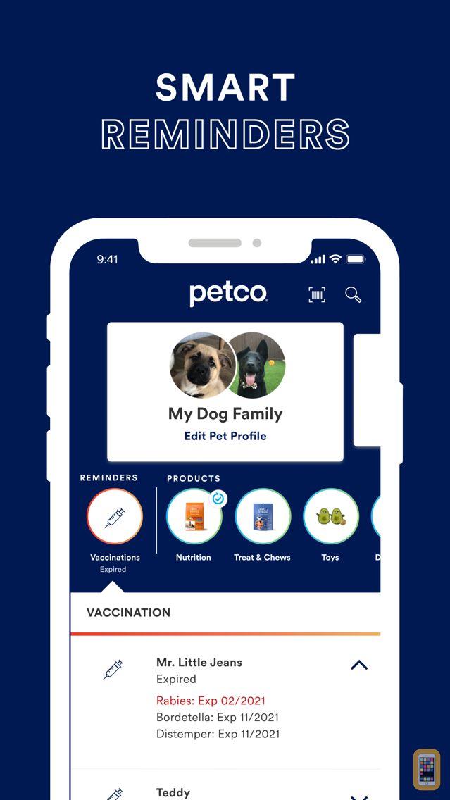 Screenshot - Petco