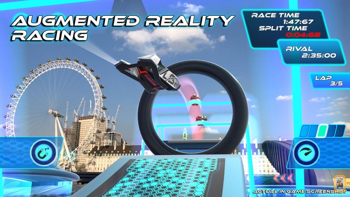 Screenshot - Lightstream Racer