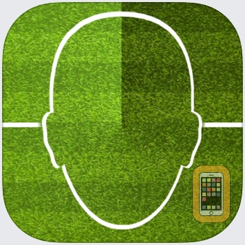 FaceFootball App by Visionborne (iPhone)