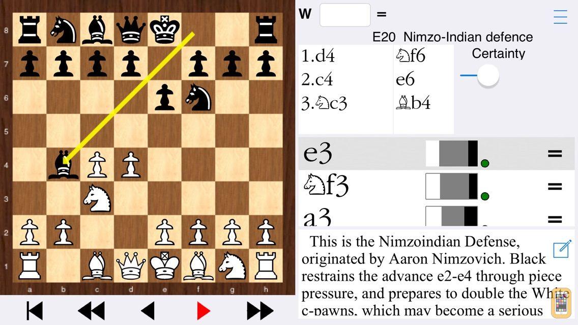 Screenshot - Chess Openings Wizard