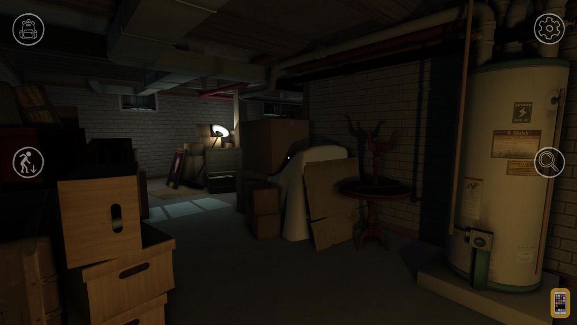 Screenshot - Gone Home