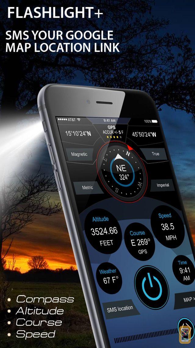 Screenshot - CFSAC (Compass - Speedometer)