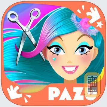 Girls Hair Salon Unicorn by Pazu Games Ltd (Universal)
