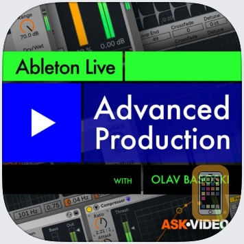 Track Course For Ableton Live by Nonlinear Educating Inc. (Universal)
